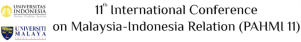 Persidangan Antar Bangsa  Hubungan Malaysia  Indonesia Logo